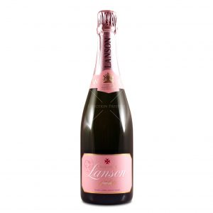 ΣΑΜΠΑΝΙΑ LANSON ROSE LABEL BRUT 0.75L