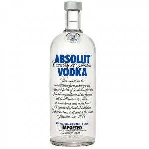 ABSOLUT VODKA 0,35L