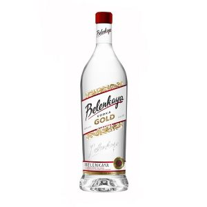 BELENKAYA VODKA GOLD 0.7L