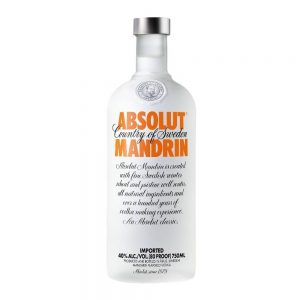 ABSOLUT MANDRIN VODKA 0,7L