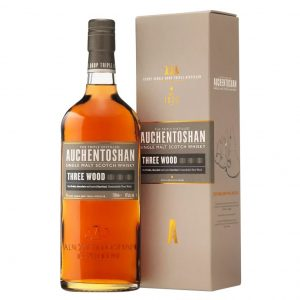AUCHENTOSAN THREE WOOD SCOTCH WHISKY 0.7L