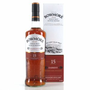 BOWMORE 15 ΕΤΩΝ DARKEST MALT ISLAY 0.7L