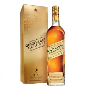 JOHNNIE WALKER GOLD LABEL 1,75L