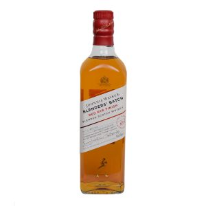 JOHNNIE WALKER RED RYE FINISH 0,7L
